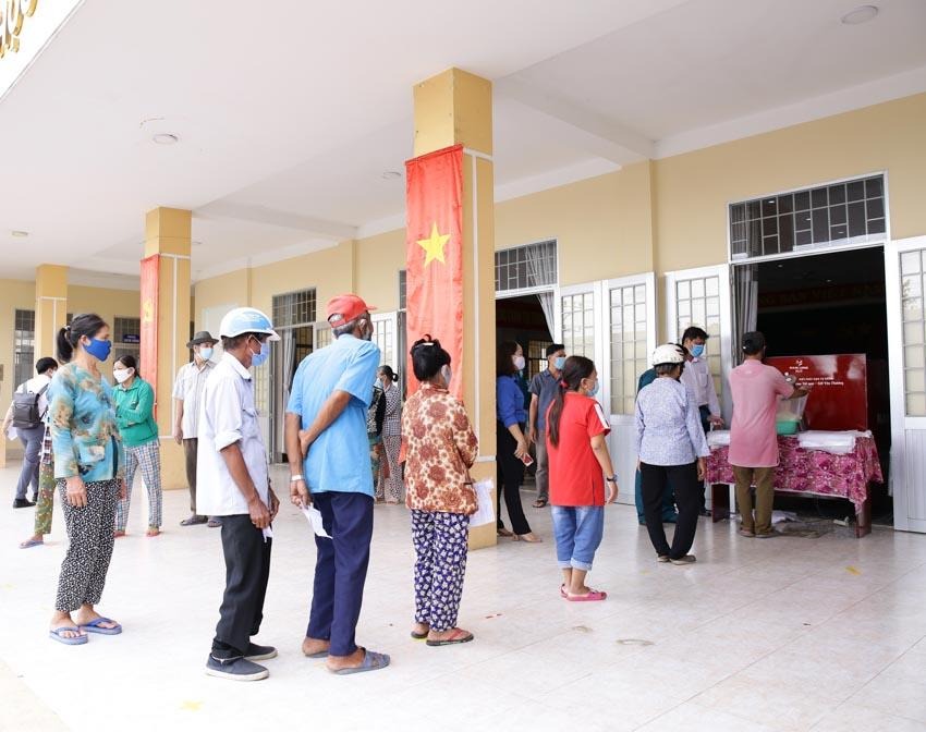 Tập đoàn Nam Long hỗ trợ hệ thống ATM gạo tại tỉnh Long An -3