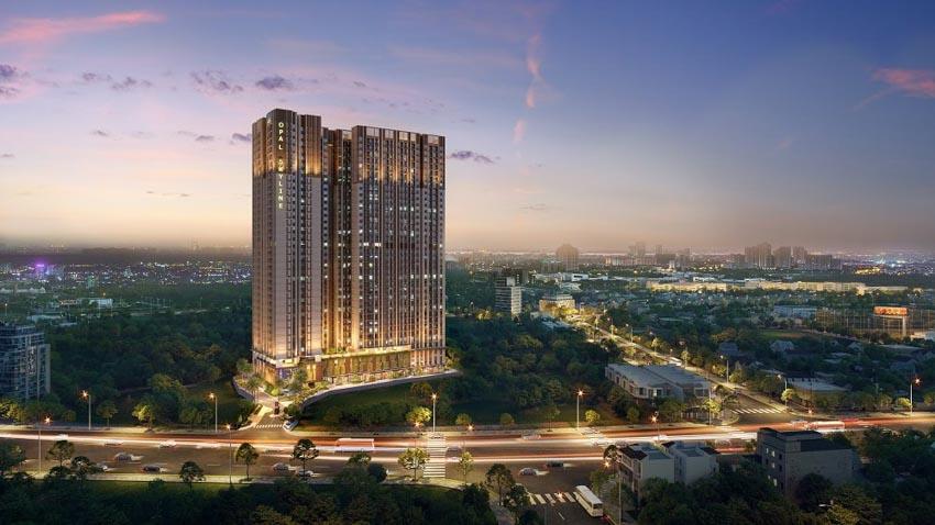 Opal Skyline - biểu tượng kiến trúc của thành phố mới Thuận An -2