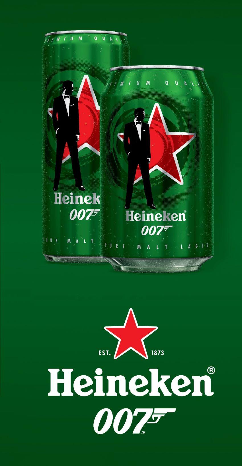 Heineken James Bond tại Việt Nam