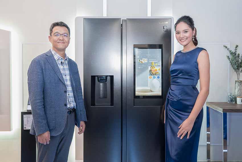 Samsung lần đầu tiên ra mắt tủ lạnh thông minh Family Hub tại thị trường Việt Nam - 1