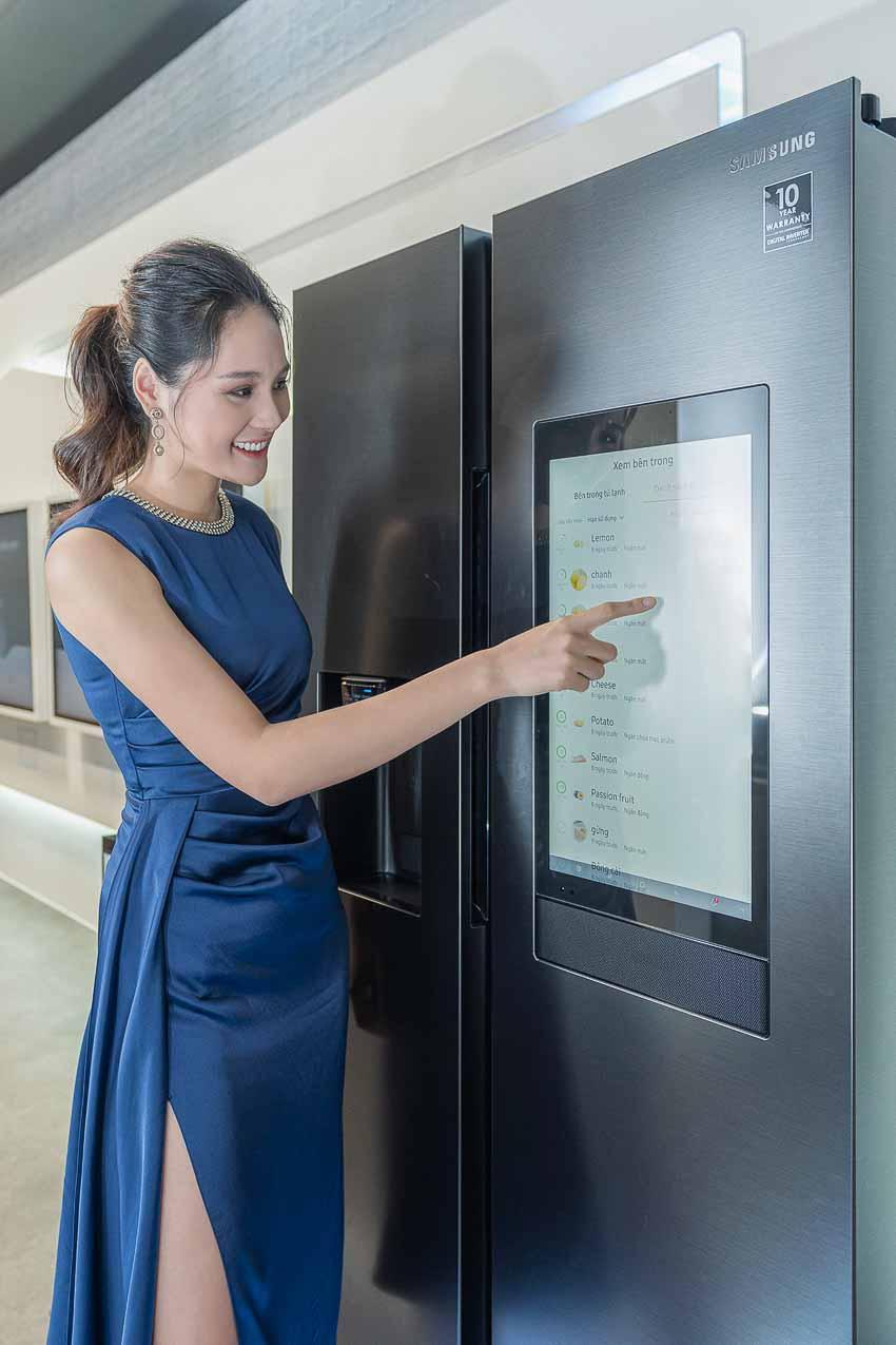 Samsung lần đầu tiên ra mắt tủ lạnh thông minh Family Hub tại thị trường Việt Nam - 4