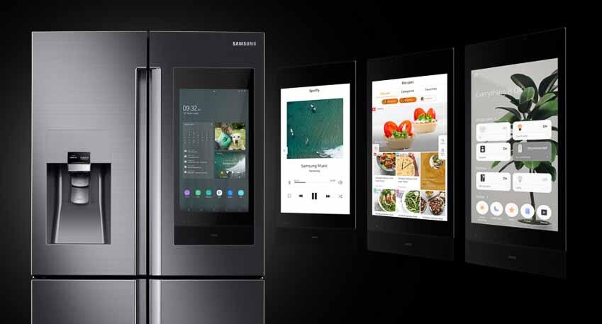 Samsung lần đầu tiên ra mắt tủ lạnh thông minh Family Hub tại thị trường Việt Nam - 7