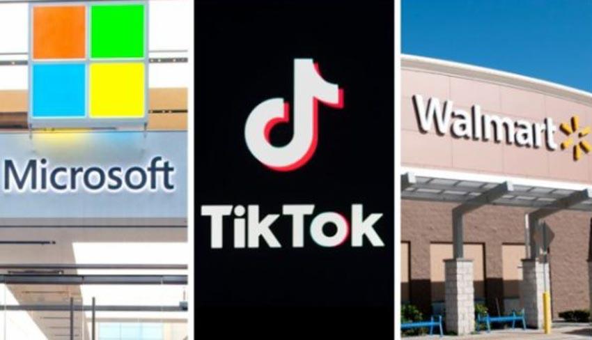 Walmart nhập cuộc trong thương vụ mua lại TikTok -1