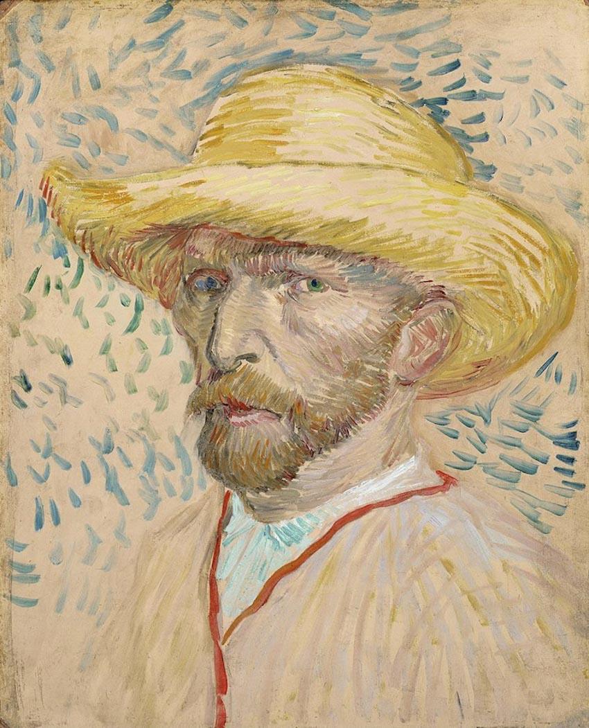 Bi kịch cuộc đời danh họa Van Gogh qua năm bức chân dung kinh điển của ông -2