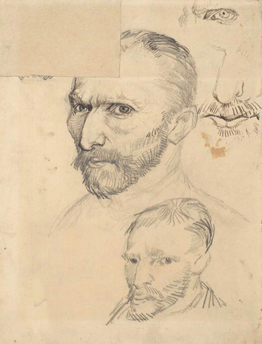 Bi kịch cuộc đời danh họa Van Gogh qua năm bức chân dung kinh điển của ông -3
