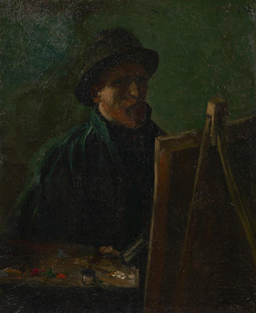 Bi kịch cuộc đời danh họa Van Gogh qua năm bức chân dung kinh điển của ông -4
