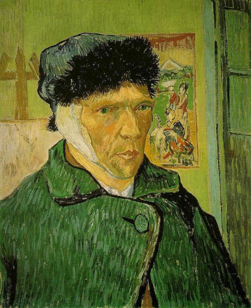 Bi kịch cuộc đời danh họa Van Gogh qua năm bức chân dung kinh điển của ông -6