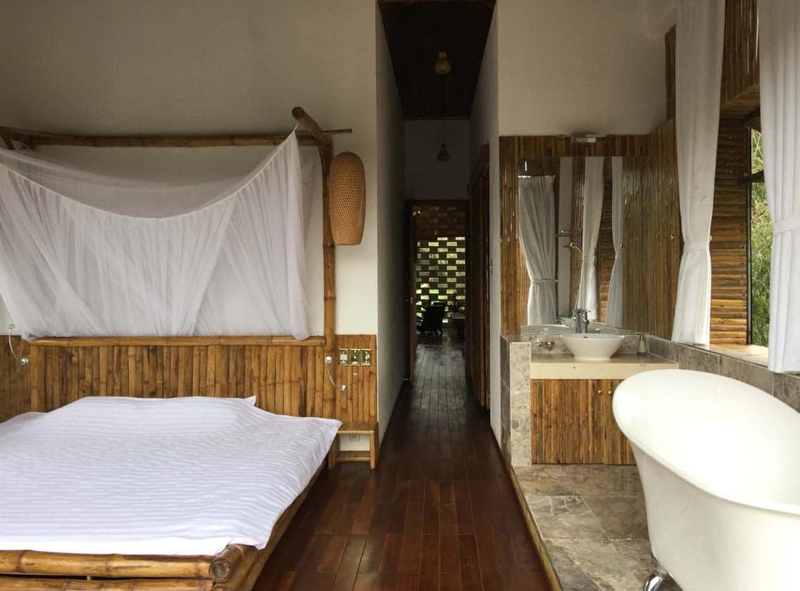 Cuộc sống tiên cảnh tại ngôi nhà bên sườn đồi ở Đà Nẵng -3