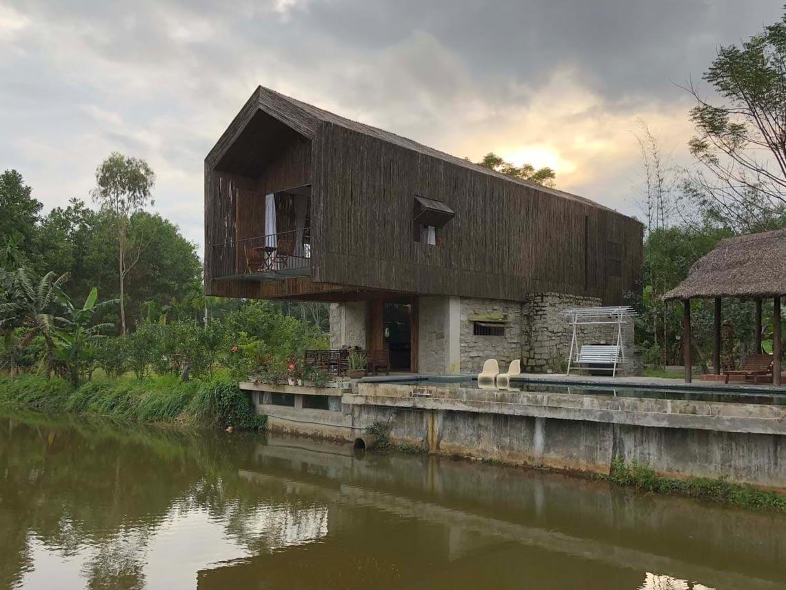 Cuộc sống tiên cảnh tại ngôi nhà bên sườn đồi ở Đà Nẵng -5