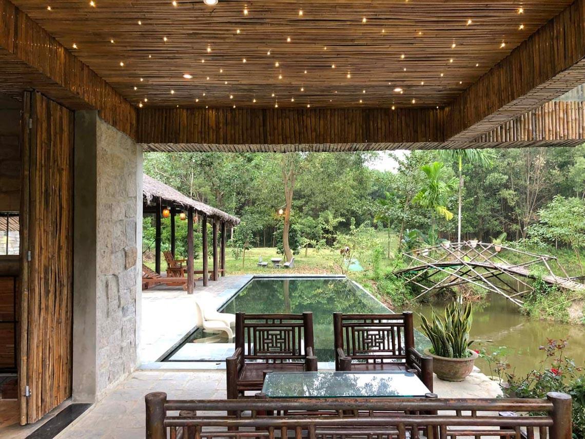 Cuộc sống tiên cảnh tại ngôi nhà bên sườn đồi ở Đà Nẵng -6