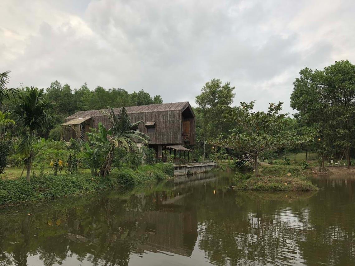 Cuộc sống tiên cảnh tại ngôi nhà bên sườn đồi ở Đà Nẵng -7