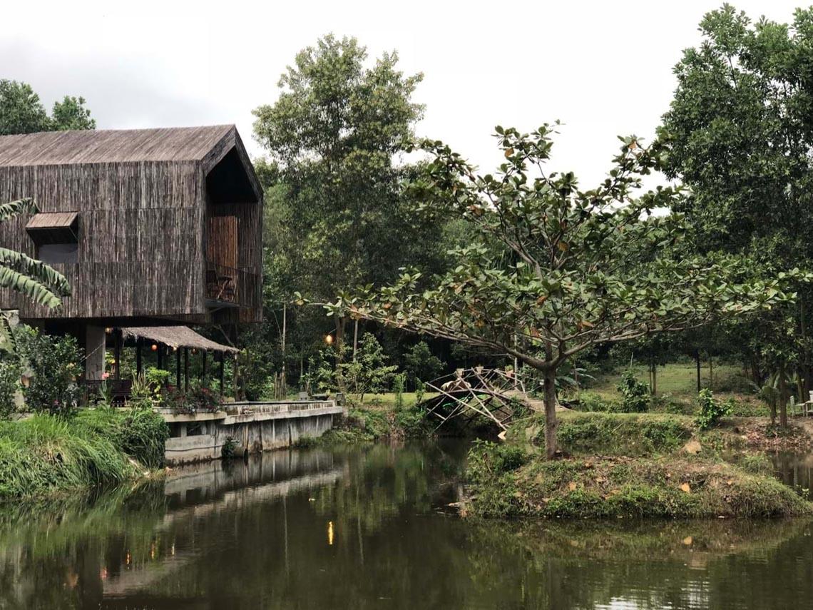 Cuộc sống tiên cảnh tại ngôi nhà bên sườn đồi ở Đà Nẵng -8