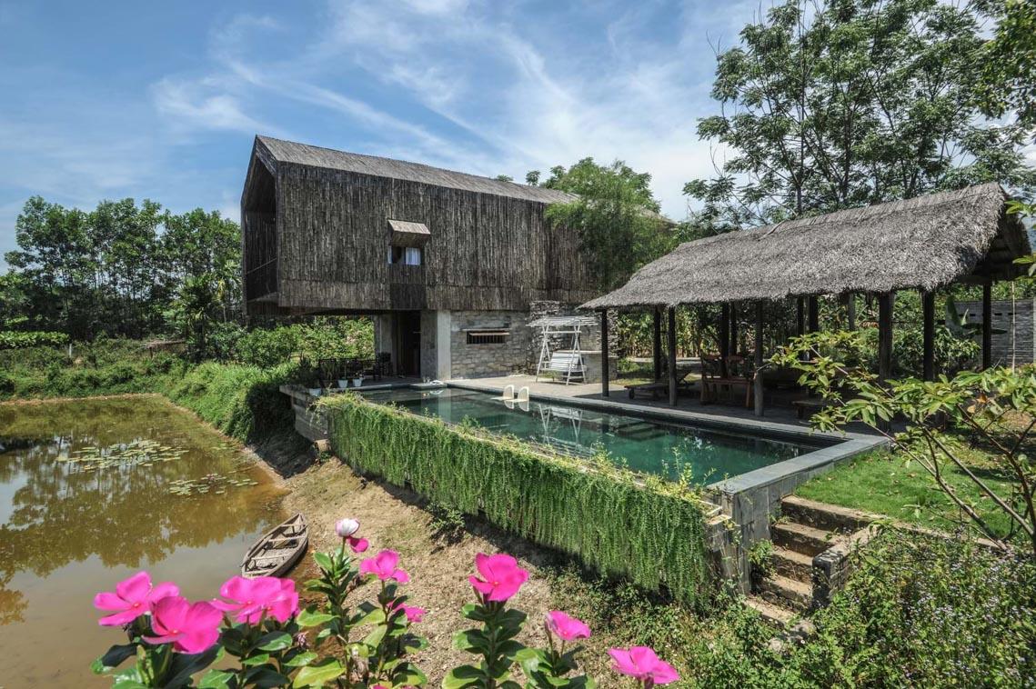 Cuộc sống tiên cảnh tại ngôi nhà bên sườn đồi ở Đà Nẵng -10