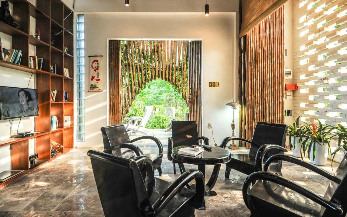 Cuộc sống tiên cảnh tại ngôi nhà bên sườn đồi ở Đà Nẵng -14