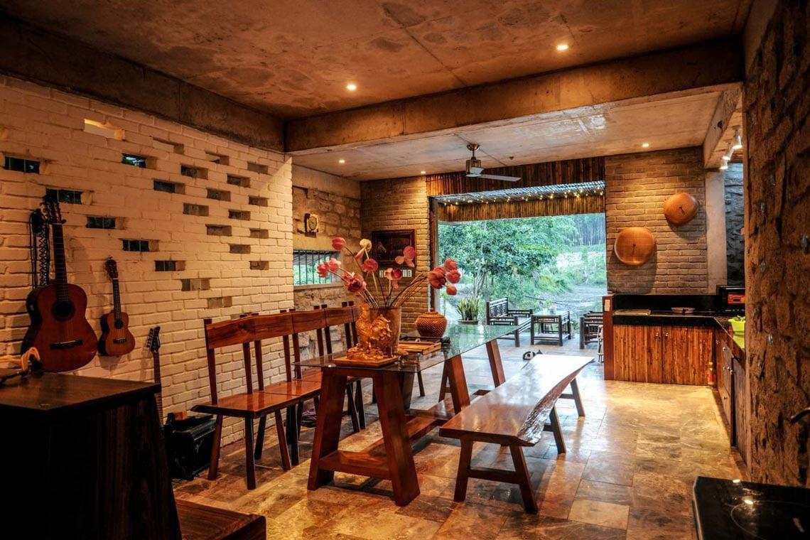 Cuộc sống tiên cảnh tại ngôi nhà bên sườn đồi ở Đà Nẵng -15