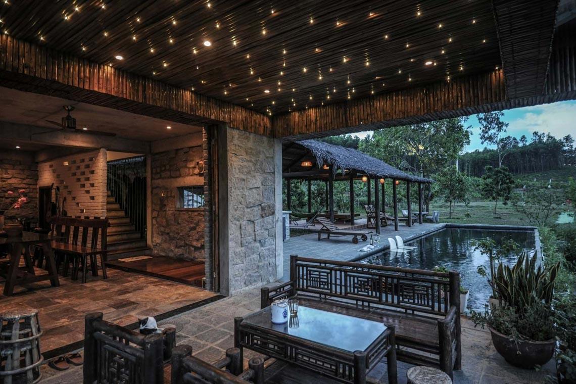 Cuộc sống tiên cảnh tại ngôi nhà bên sườn đồi ở Đà Nẵng -16