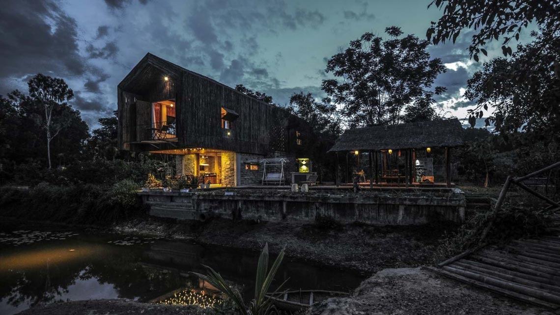 Cuộc sống tiên cảnh tại ngôi nhà bên sườn đồi ở Đà Nẵng -17