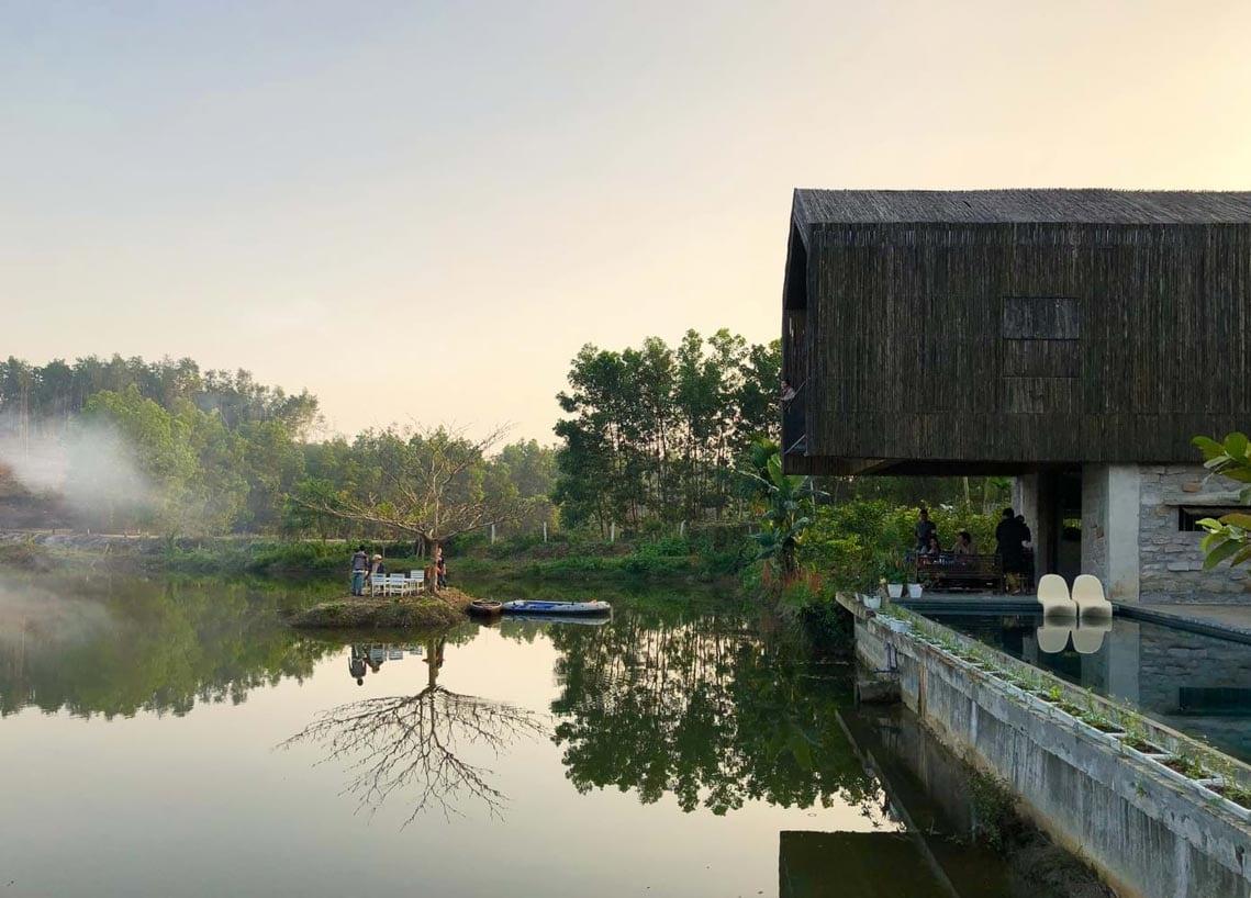 Cuộc sống tiên cảnh tại ngôi nhà bên sườn đồi ở Đà Nẵng -20