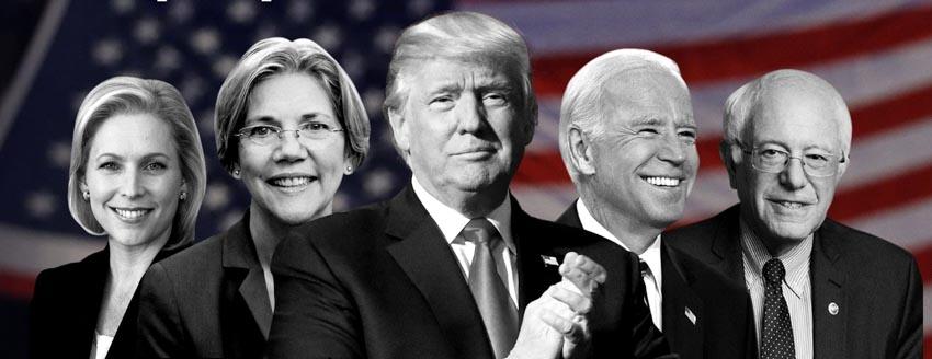 Để trở thành ứng viên trong cuộc bầu cử tổng thống Mỹ -2