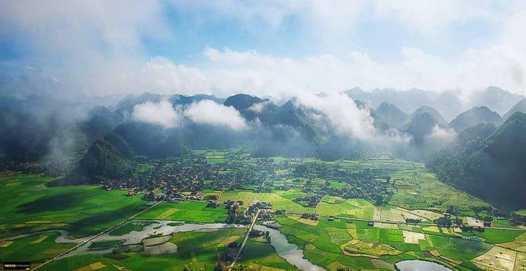Chạm mây, ngửi hương lúa mới Pù Luông - 4
