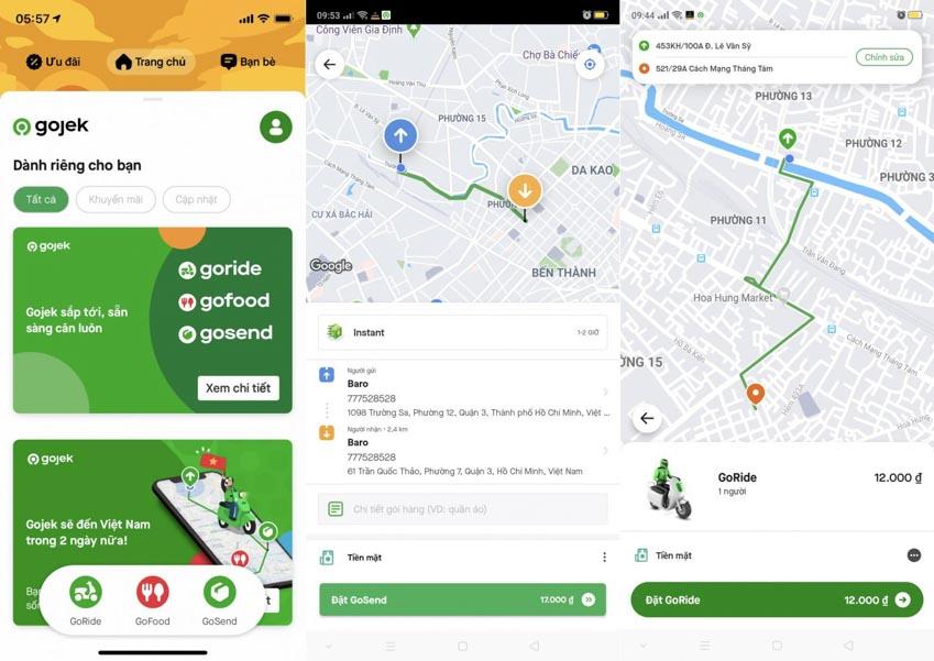 Gojek chính thức ra mắt ứng dụng và thương hiệu tại thị trường Việt Nam -1