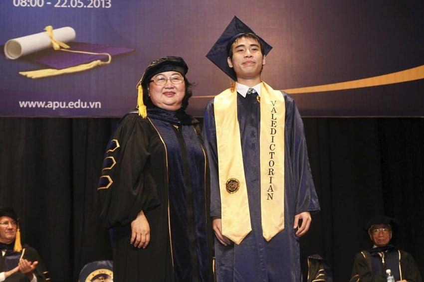 Hệ thống giáo dục quốc tế Mỹ APU - Chìa khóa mở lối thành công -1