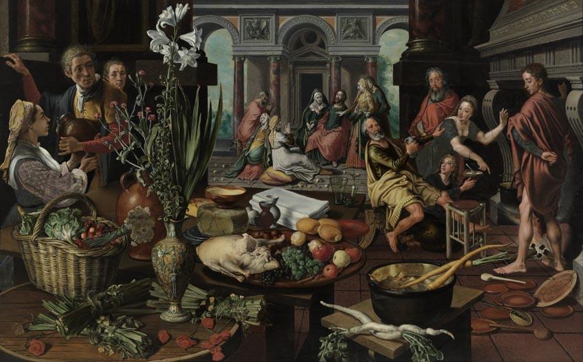 Hiểu cội nguồn thực phẩm từ hội họa -5