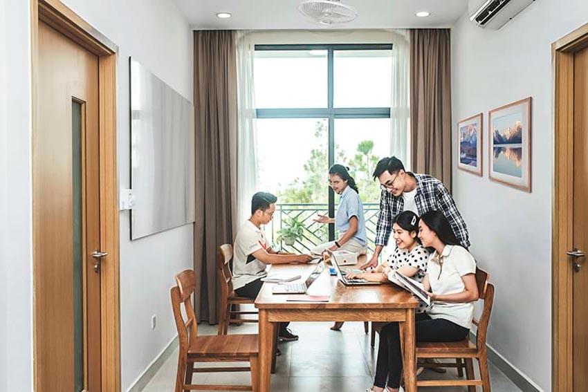 Hiệu trưởng trường Đại học VinUni: Việt Nam có thể trở thành điểm đến của sinh viên các trường đại học xuất sắc của thế giới! -1