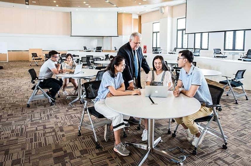 Hiệu trưởng trường Đại học VinUni: Việt Nam có thể trở thành điểm đến của sinh viên các trường đại học xuất sắc của thế giới! -2