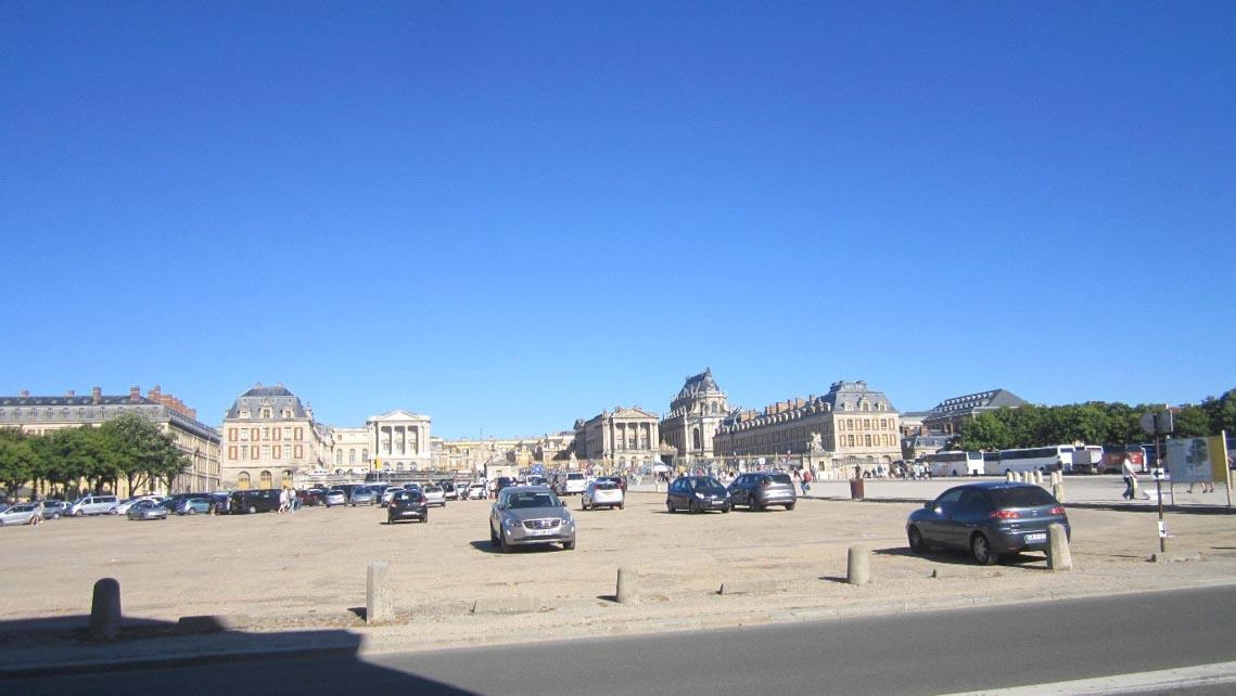 Lộng lẫy cung điện Versailles ở Pháp -2
