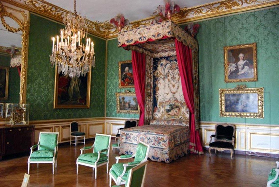 Lộng lẫy cung điện Versailles ở Pháp -6