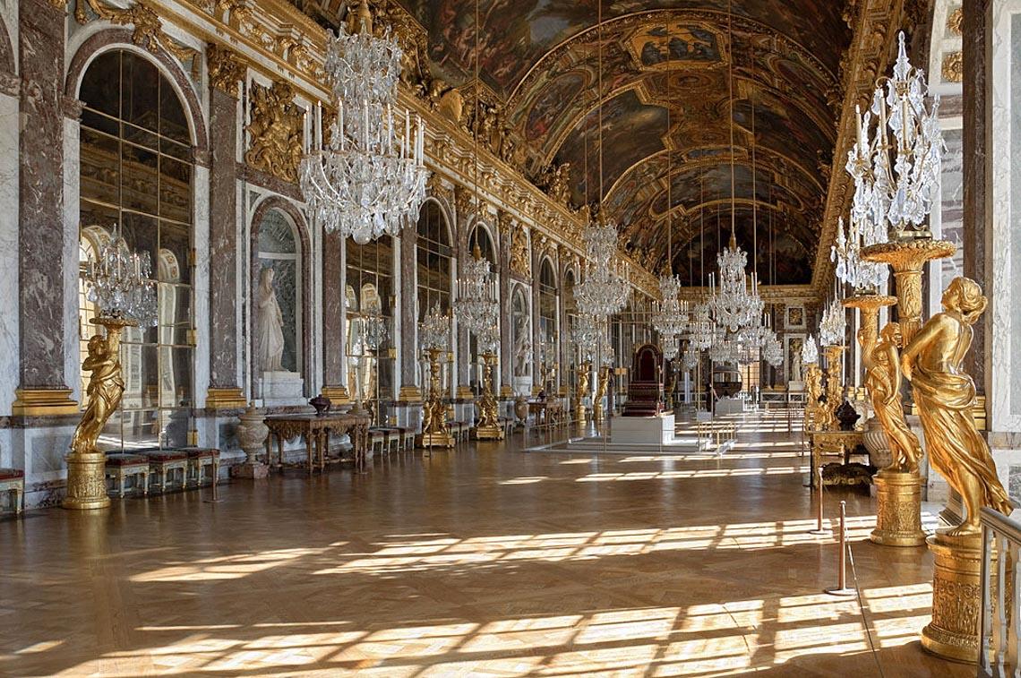 Lộng lẫy cung điện Versailles ở Pháp -7