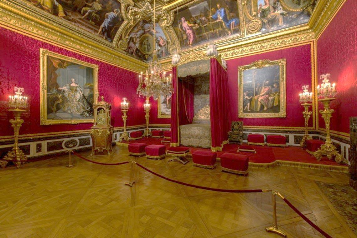 Lộng lẫy cung điện Versailles ở Pháp -9