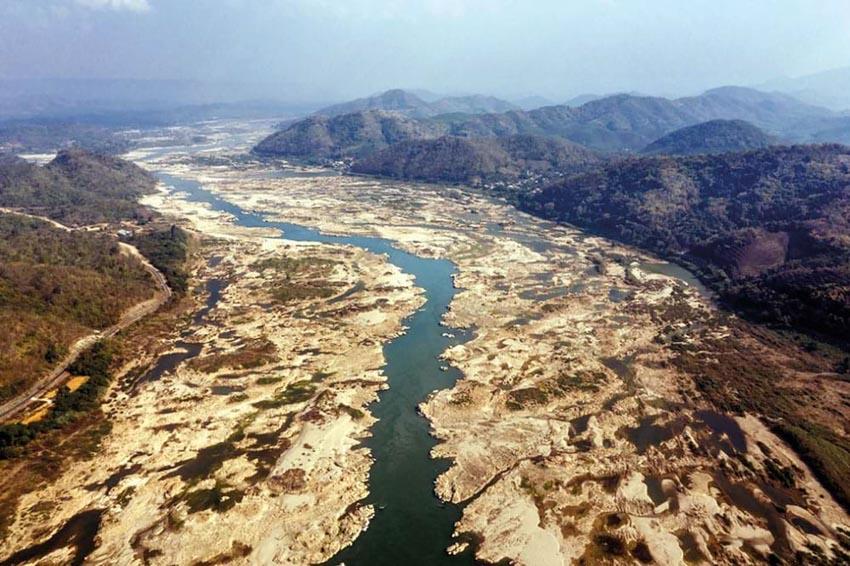 Những ngày cuối của dòng Mekong hùng vĩ -3