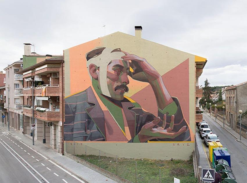 Những thiên tài trong nghệ thuật đường phố -13