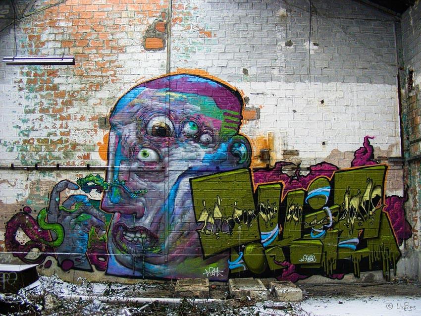 Những thiên tài trong nghệ thuật đường phố -14