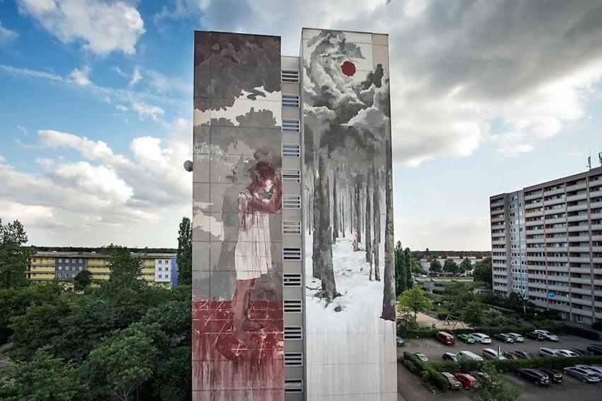 Những thiên tài trong nghệ thuật đường phố -6