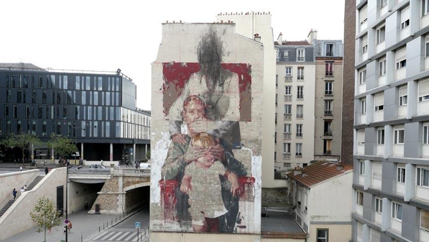Những thiên tài trong nghệ thuật đường phố -7