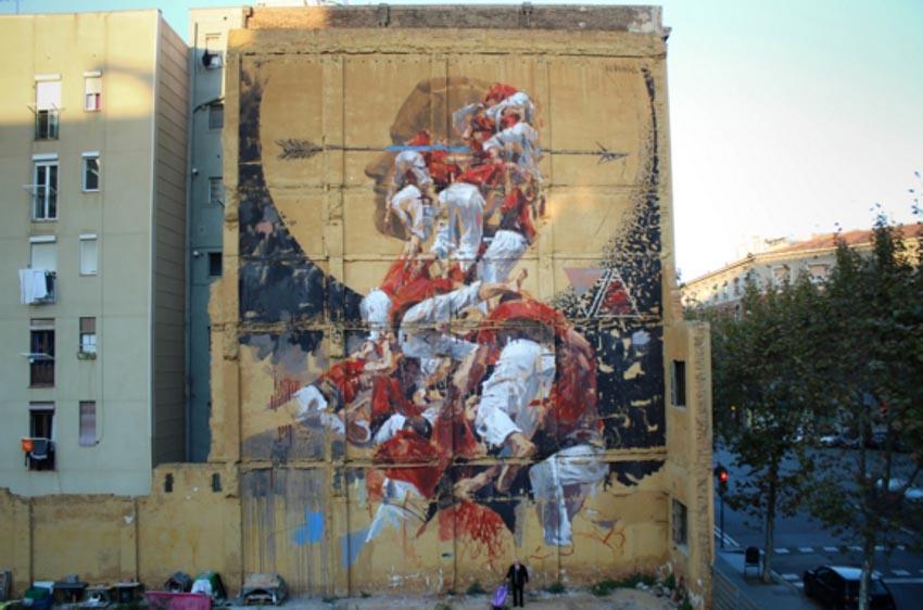Những thiên tài trong nghệ thuật đường phố -8