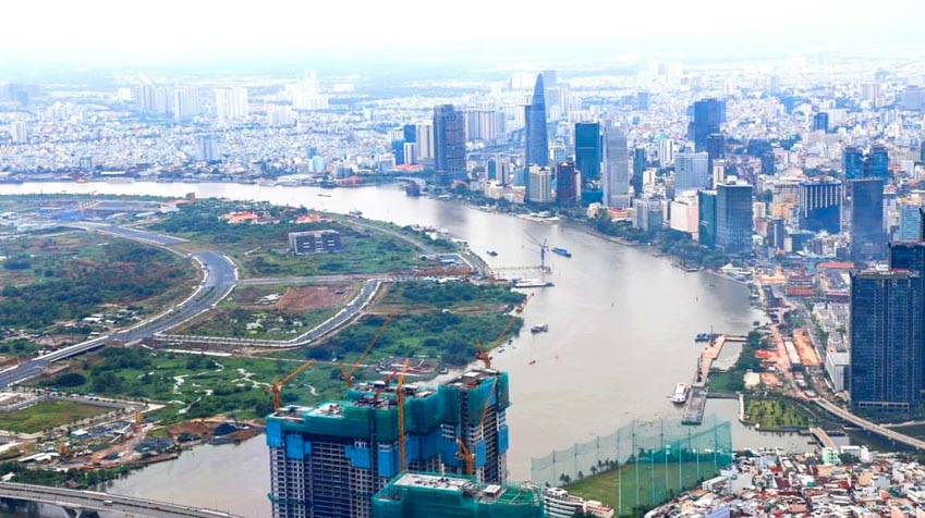 Phục hưng Sài Gòn - 'Kinh đô sông nước' -1