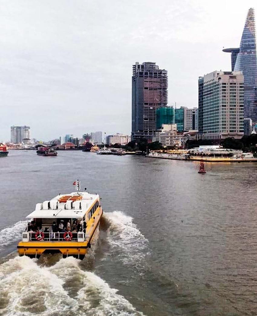 Phục hưng Sài Gòn - 'Kinh đô sông nước' -3