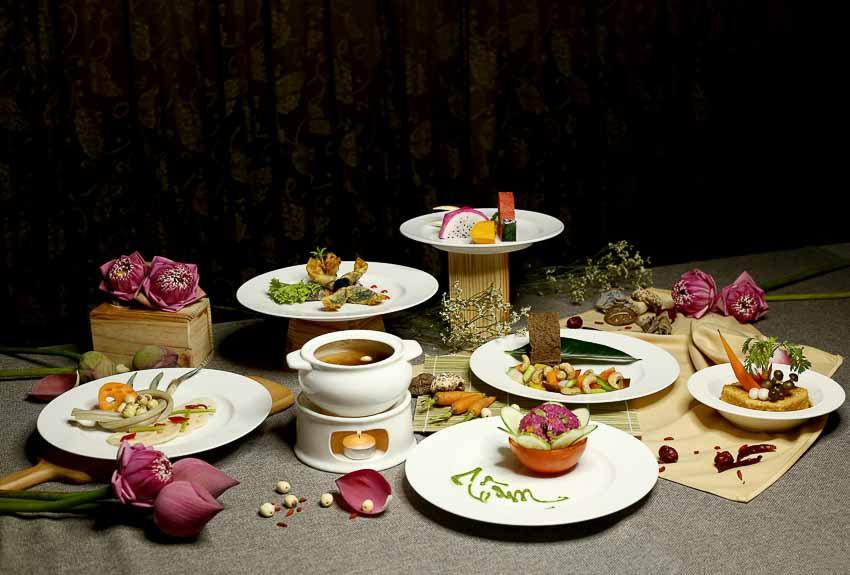 Những món chay dành cho mùa vu lan! - 1