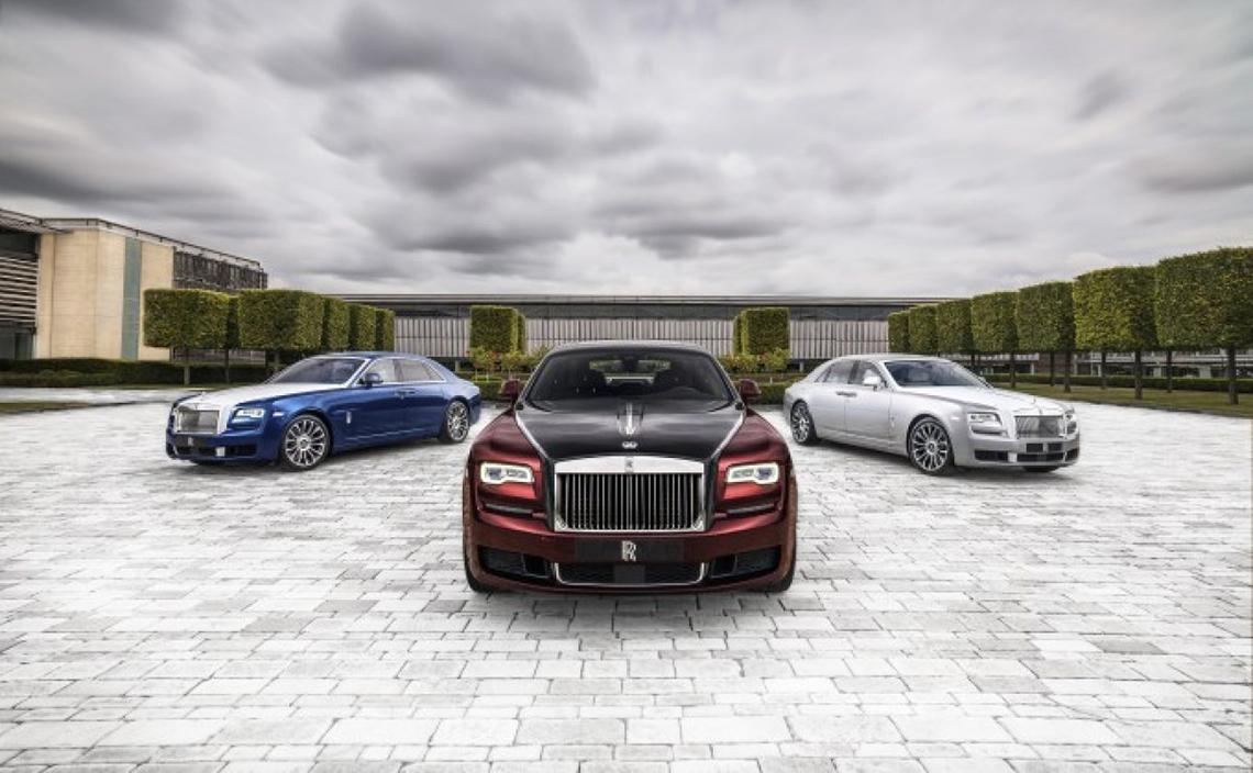 Hé lộ công nghệ dự báo địa hình trên Rolls-Royce Ghost thế hệ mới