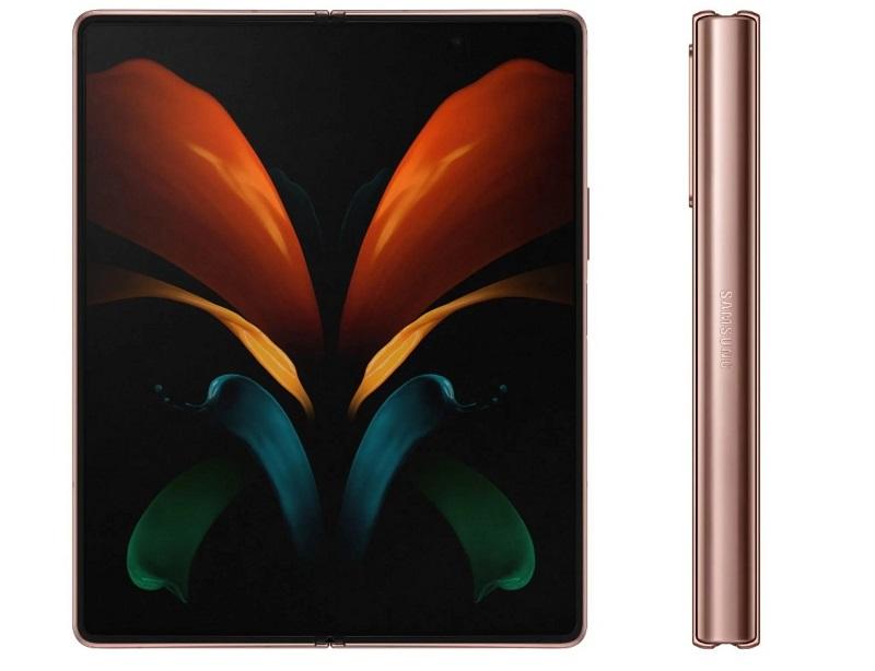 Samsung Galaxy Z Fold2 ra mắt, cải tiến về thiết kế, chip Snapdragon 865+, cụm camera giống Note 20 - 2