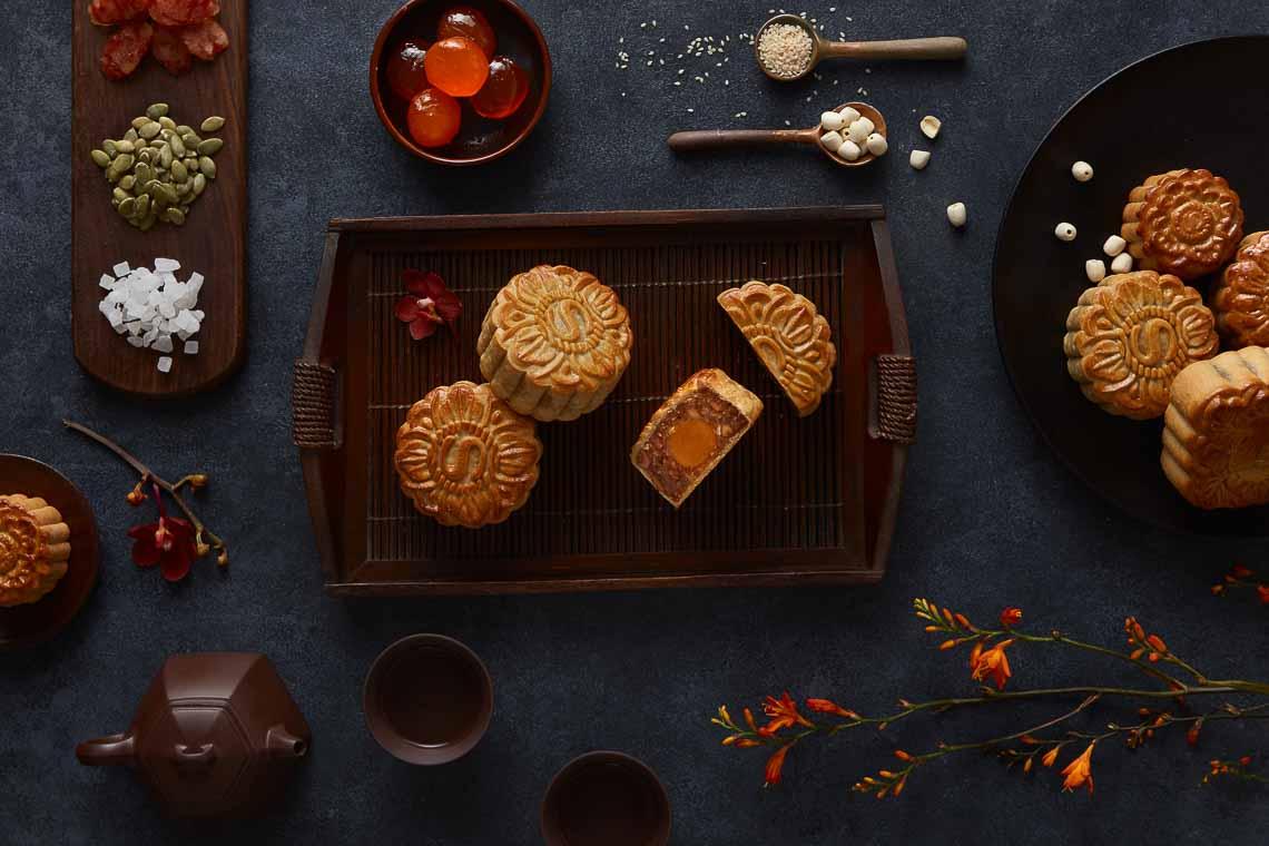 Bộ sưu tập Bánh Trung thu Sheraton Sài Gòn 2020 - Món quà sang trọng dịp Tết Trung thu - 9