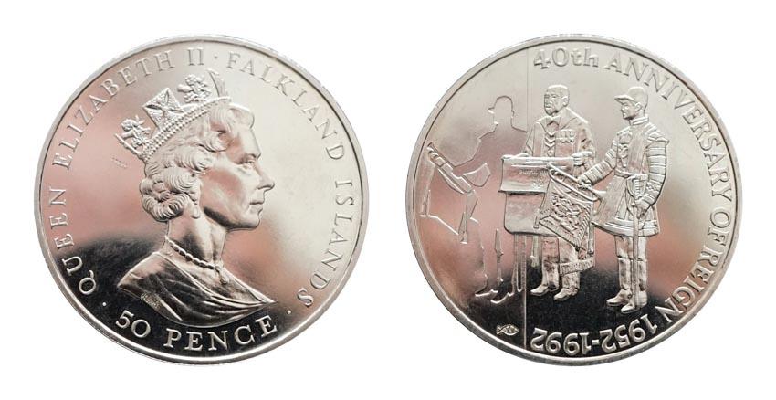 Thú vị tiền xu nhỏ và lớn nhất thế giới -4