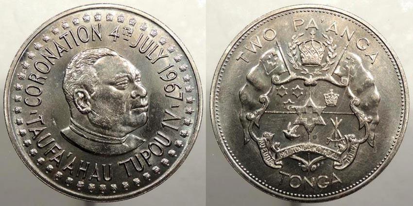 Thú vị tiền xu nhỏ và lớn nhất thế giới -28