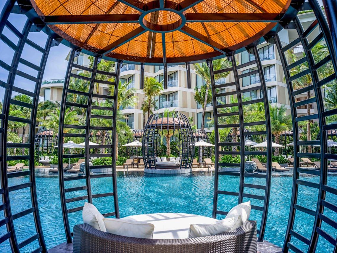 'Thưởng thức món ngon, nghỉ dưỡng sang trọng' tại InterContinental Phu Quoc Long Beach Resort -1