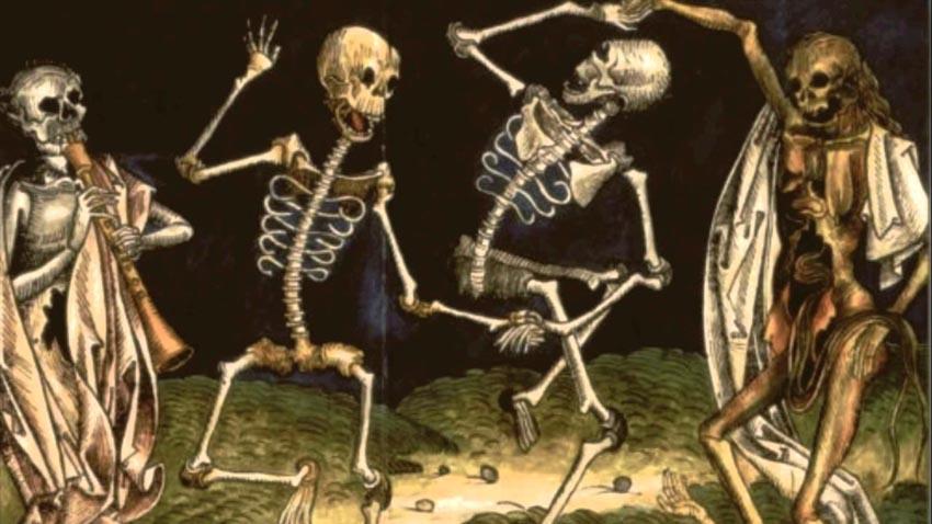 Trận đại dịch đen vào thế kỷ 14 -3