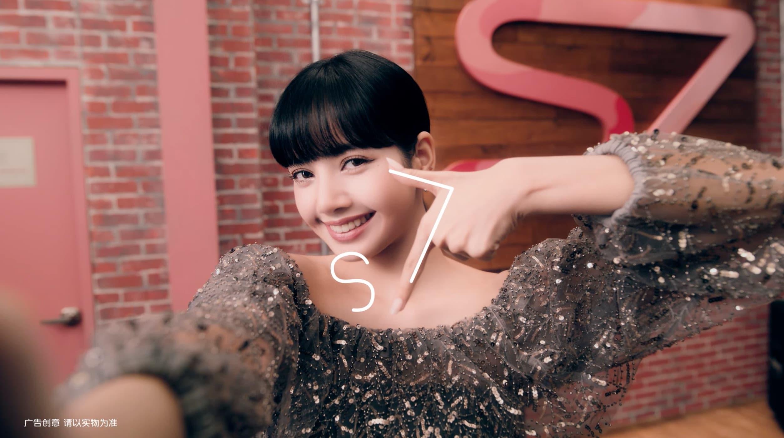vivo chính thức công bố gương mặt đại diện cho vivo S7 – Lisa BLACKPINK - 1
